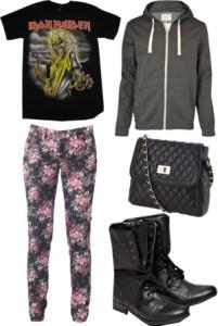 Floral Jeans ~ 3