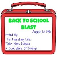 maegal back to school blast