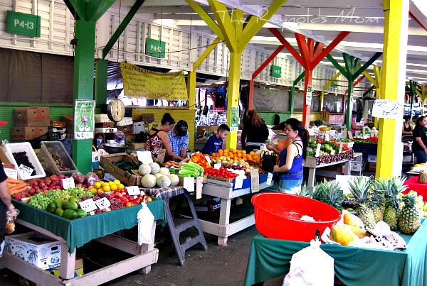 local farmers market maegal