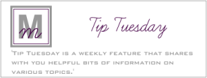 tip tuesday maegal