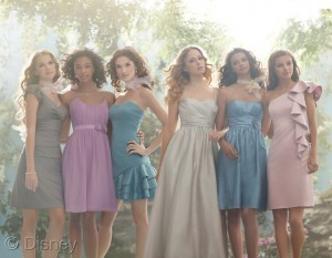 disney princess bridesmaid dresses maegal