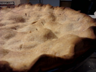 homemade apple pie maegal