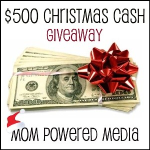 christmas cash giveaway maegal