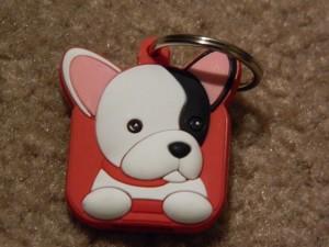 french bulldog key cover maegal