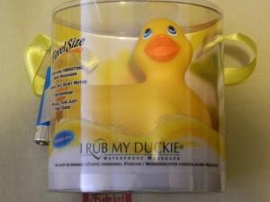 i rub my duckie maegal