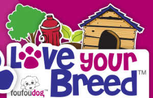 love your breed logo maegal