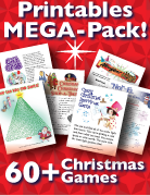 python printable games mega pack maegal