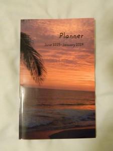 blurb planner cover maegal