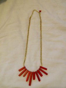 4 all humanity sunbeam necklace  long maegal