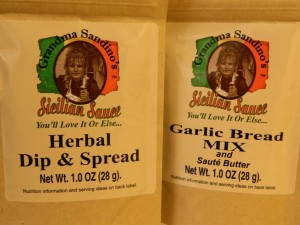 grandma sandinos seasonings maegal