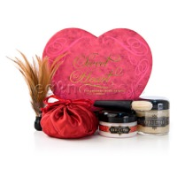Sweet Heart strawberry box - Sensual kit