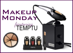 makeup monday temptu on maegal