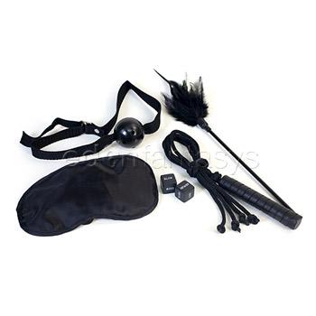 Fetish Fantasy first time kit - BDSM kit on MaeGal