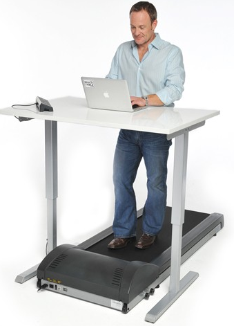 modtable treadmill desk on maegal