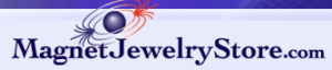 magnetjewelrystore.com logo on maegal
