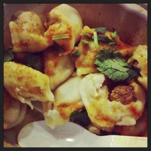 dumplings on maegal