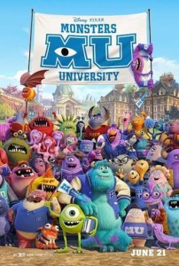 monsters university on MaeGal
