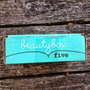 beauty box five logo MAEGAL