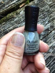 beauty box 5 nubar polish MAEGAL