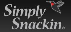 simply snackin logo MAEGAL