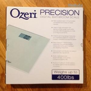 ozeri scale back MAEGAL