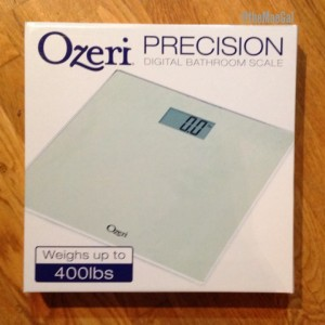ozeri scale front MAEGAL
