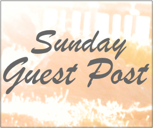 sunday guest post MAEGAL