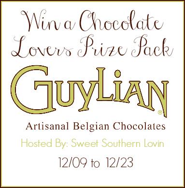 Guylian Chocolate Giveaway