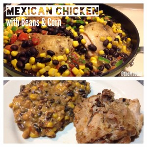 Mexican Chicken MAEGAL