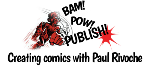Creating Comics with Paul Rivoche and Blurb | blurb.com