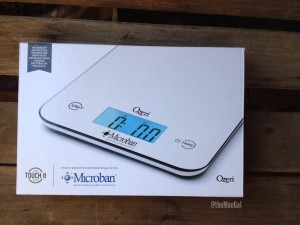 Ozeri Digital Kitchen Scale | maegal.blogspot.com