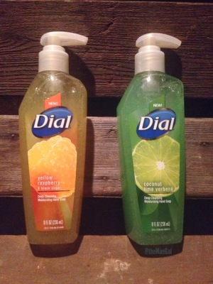 Dial Deep Cleansing Moisturizing Hand Soap