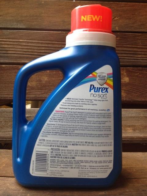back Purex No Sort for Colors Detergent   maegal.blogspot.com