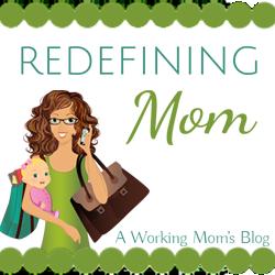 Redefining Mom Logo | redefiningmom.com