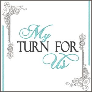 My Turn For Us Logo | myturnforus.com