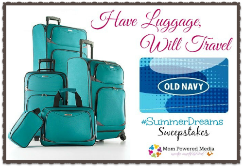 Have Luggage Will Travel Giveaway | maegal.blogspot.com