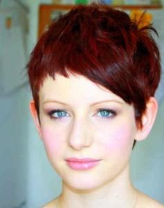 short pixie hairstyles