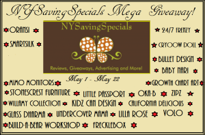 mega giveaway banner