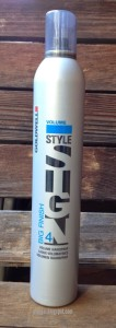 Goldwell Big Finish Volume Spray front | maegal.blogspot.com