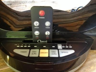 ozeri desk fan controls and remote | maegal.blogspot.com