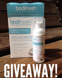 BodiFresh giveaway win prize | maegal.blogspot.com