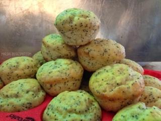 grazia silicone mini muffins | maegal.blogspot.com