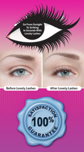 Lovely Lashes Eyelash Curler Before and After | Picture © Izy Trends | maegal.blogspot.com