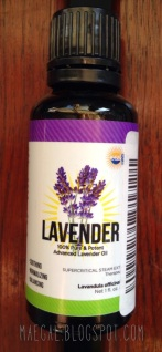 Lavender Essential Oil | maegal.blogspot.com