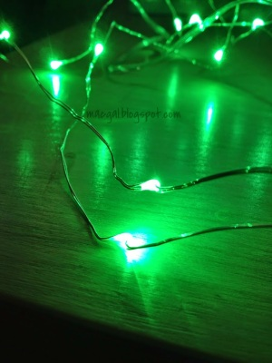 micro led rtgs products lights green