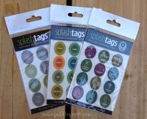 Splash Tags Reusable Beverage Tags