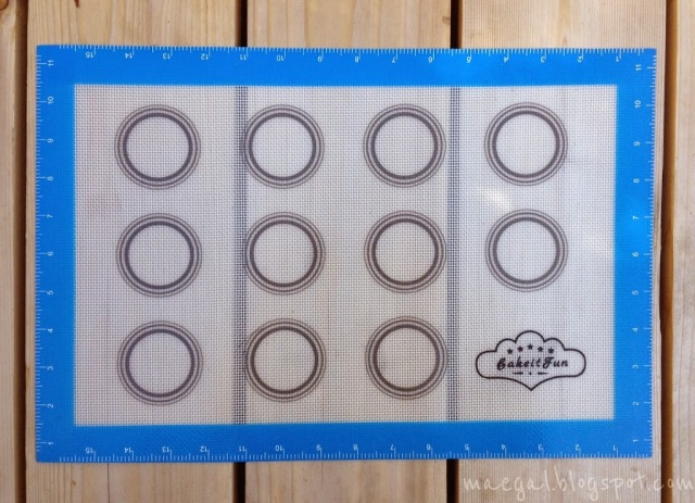 BakeItFun Silicone Baking Mat