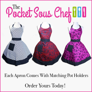 Preorder Aprons