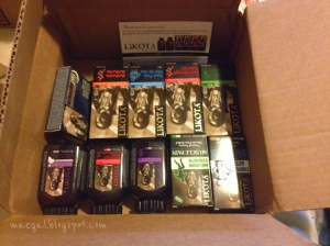 Lakota Herbs Product Line | maegal.blogspot.com