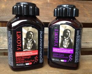 Lakota Herbs Joint and Arthritis Care | maegal.blogspot.com